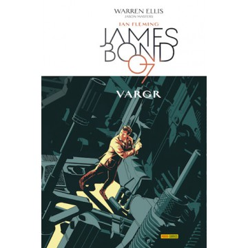 JAMES BOND 01: VARGR