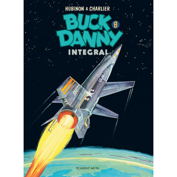 BUCK DANNY Integral vol. 08