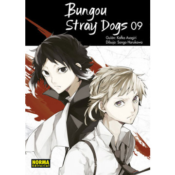 BUNGOU STRAY DOGS 09