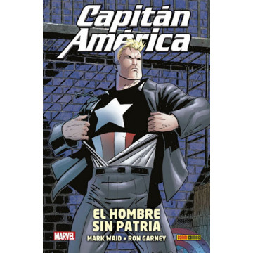 CAPITÁN AMÉRICA: EL HOMBRE SIN PATRIA