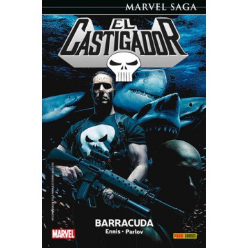 EL CASTIGADOR 07: BARRACUDA (Marvel Saga 38)