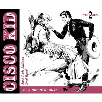 CISCO KID: EL ROBO DE DIABLO