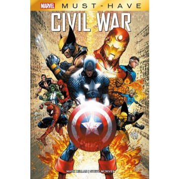 CIVIL WAR (MARVEL MUST-HAVE)