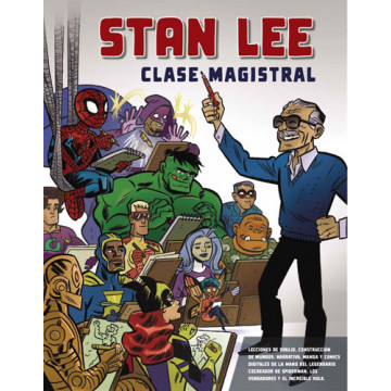 STAN LEE: CLASE MAGISTRAL