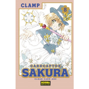 CARD CAPTOR SAKURA CLEAR CARD ARC 08