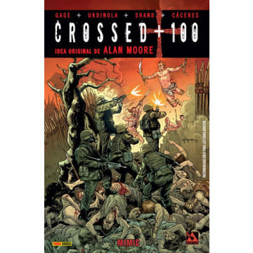 CROSSED +100 Nº 04