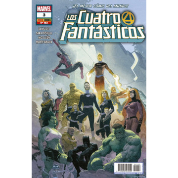 LOS CUATRO FANTÁSTICOS 03