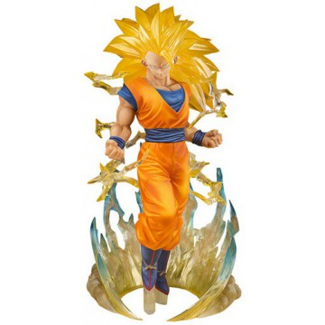 FIGURA SON GOKU SUPER SAIYAN 3 (DRAGON BALL SUPER) - FIGUARTS ZERO