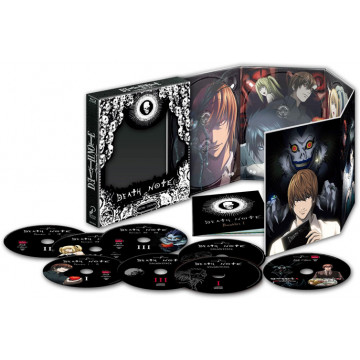 BLURAY DEATH NOTE (Edición shinigami)