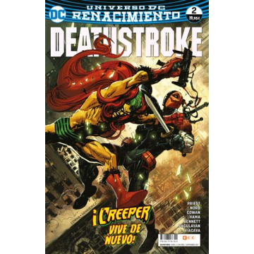 DEATHSTROKE 02 (Renacimiento)
