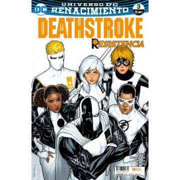 DEATHSTROKE 03 (Renacimiento)