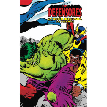 LOS DEFENSORES ¿Y QUIEN HEREDARA LA TIERRA? (MARVEL LIMITED EDITION)