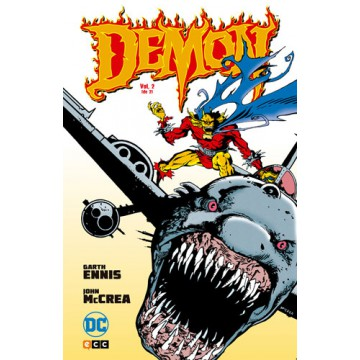 DEMON, DE GARTH ENNIS 02 (de 2)