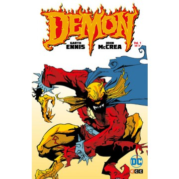 DEMON, DE GARTH ENNIS 01 (de 2)