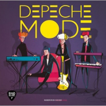 DEPECHE MODE (BAND RECORDS 03)
