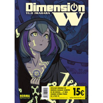 DIMENSION W 01+02 (Pack Iniciación)
