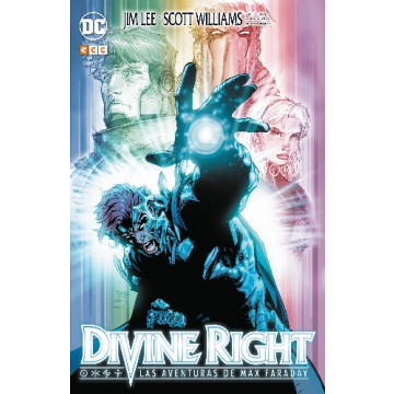 DIVINE RIGHT: LAS AVENTURAS DE MAX FARADAY