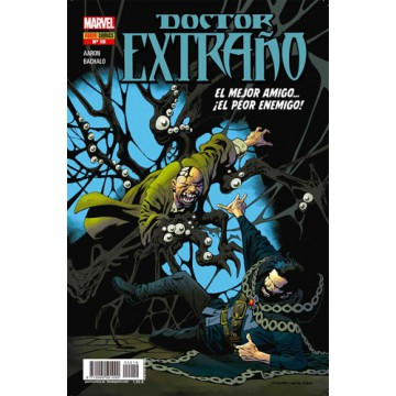 DOCTOR EXTRAÑO 19 (Serie mensual)