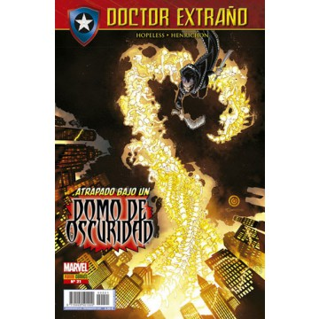 DOCTOR EXTRAÑO 21 (Serie mensual)