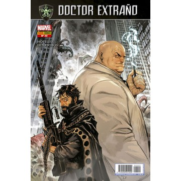 DOCTOR EXTRAÑO 22 (Serie mensual)