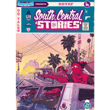 SOUTH CENTRAL STORIES (Doggybags one shot)