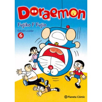 DORAEMON 06 (Edición a Color)