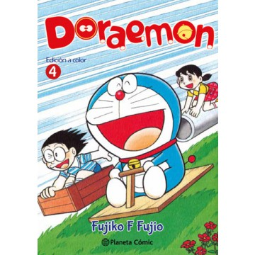 DORAEMON 04 (Edición a Color)