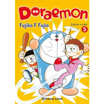DORAEMON 05 (Edición a Color)