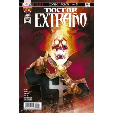 DOCTOR EXTRAÑO 31 (Serie mensual)