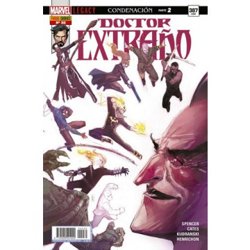 DOCTOR EXTRAÑO 30 (Serie mensual)
