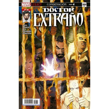 DOCTOR EXTRAÑO 32 (Serie mensual)
