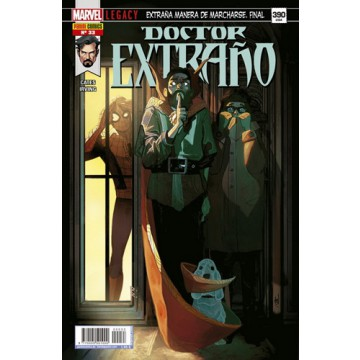 DOCTOR EXTRAÑO 33 (Serie mensual)