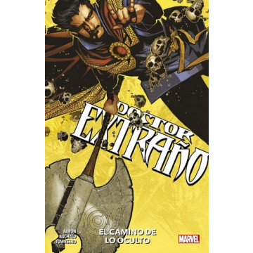 DOCTOR EXTRAÑO 01 (Marvel Premiere)