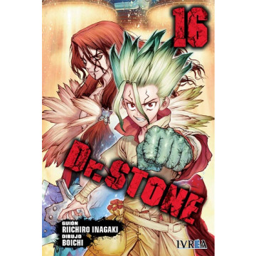 DR. STONE 16