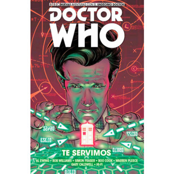 DOCTOR WHO: TE SERVIMOS