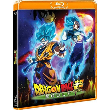 BLURAY DRAGON BALL SUPER BROLY, LA PELÍCULA