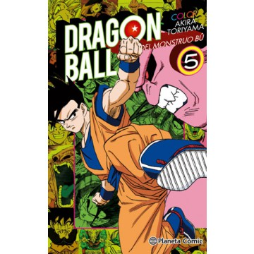 DRAGON BALL COLOR: BU 05 (De 6)