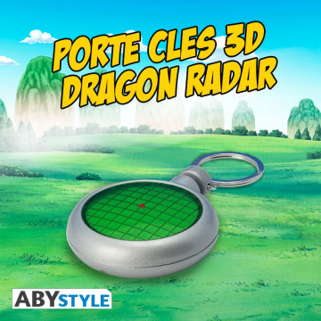 LLAVERO RADAR  DRAGON BALL Z