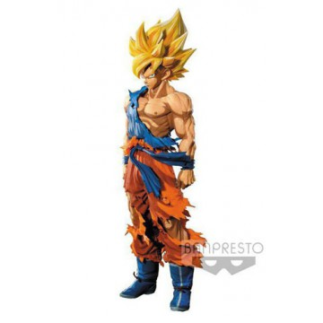 FIGURA THE SON GOKU (DRAGON BALL Z) - SUPER MASTER STARS PIECE