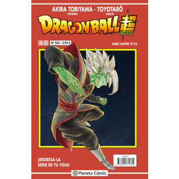 DRAGON BALL SUPER 22 (SERIE ROJA Nº 233)