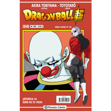 DRAGON BALL SUPER 28 (SERIE ROJA Nº 239)