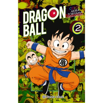 DRAGON BALL COLOR: ORIGEN Y RED RIBBON 02 (de 8)