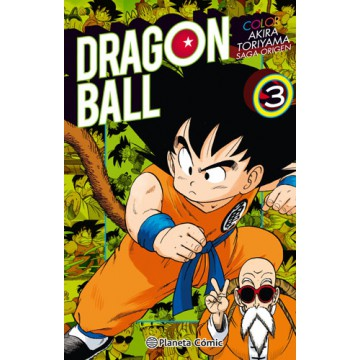 DRAGON BALL COLOR: ORIGEN Y RED RIBBON 03 (de 8)