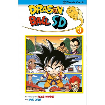 DRAGON BALL SD 03