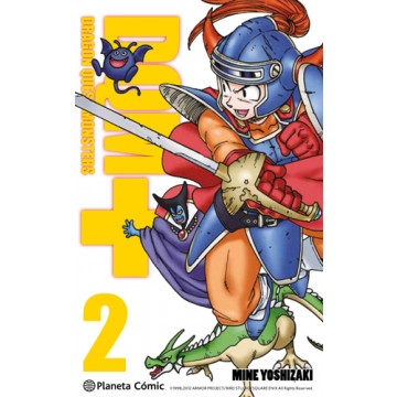 DRAGON QUEST MONSTERS 02 (de  05)