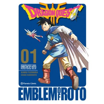 DRAGON QUEST EMBLEM OF ROTO 01 (de 15)