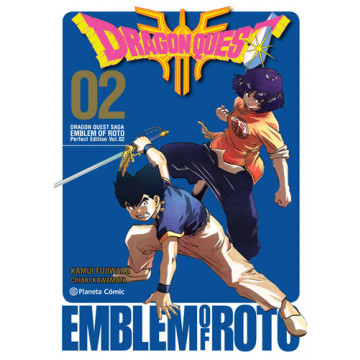 DRAGON QUEST EMBLEM OF ROTO 02 (de 15)
