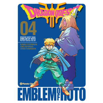 DRAGON QUEST EMBLEM OF ROTO 04 (de 15)