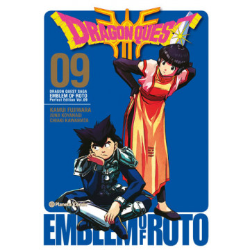 DRAGON QUEST EMBLEM OF ROTO 09 (de 15)