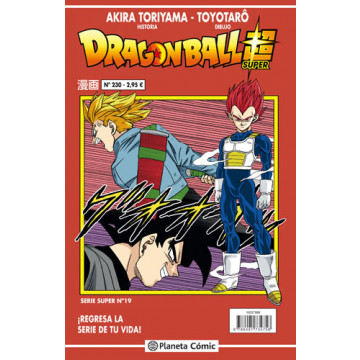 DRAGON BALL SUPER 19 (SERIE ROJA Nº 230)